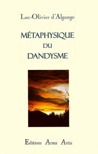dandysme,littérature
