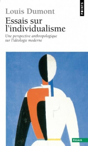 louis dumont,individualisme,philosophie